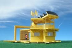 építészet, fenntartható építészet, időjárás, ingatlan, lakás, megújuló energia, okos otthon, passzívház, zöld építészet
