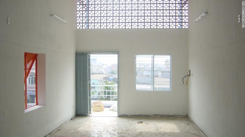 Így néz ki egy szoba belülről