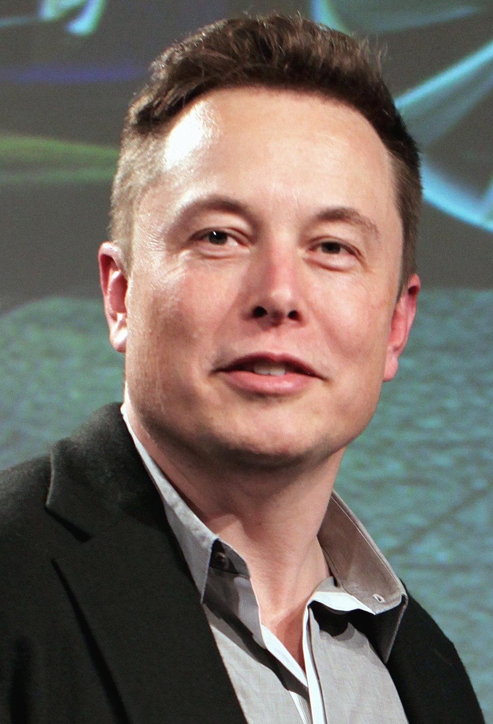 Elon Musk Kép:Wikimedia
