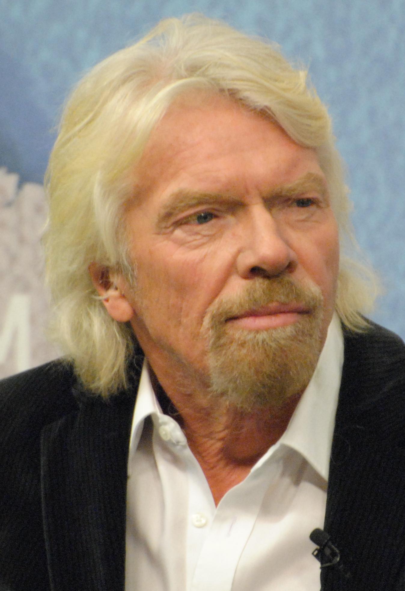 Richard Branson Kép:Wikimedia