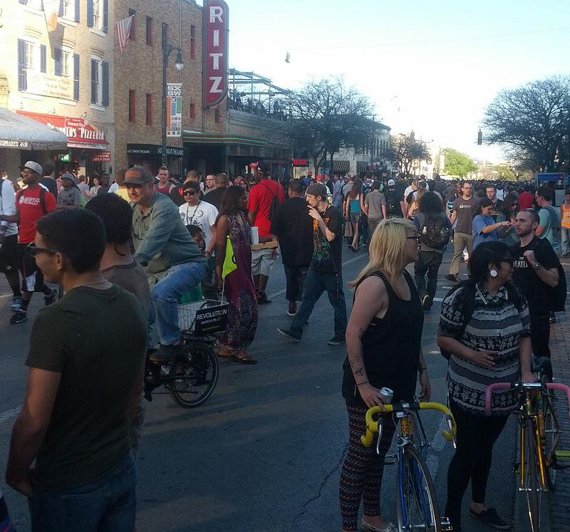 Austin, Texas (forrás: Wikipédia)
