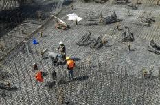 beruházási hajlandóság, beruházások, építőipar, építőipari kilátások, munkaerőihány