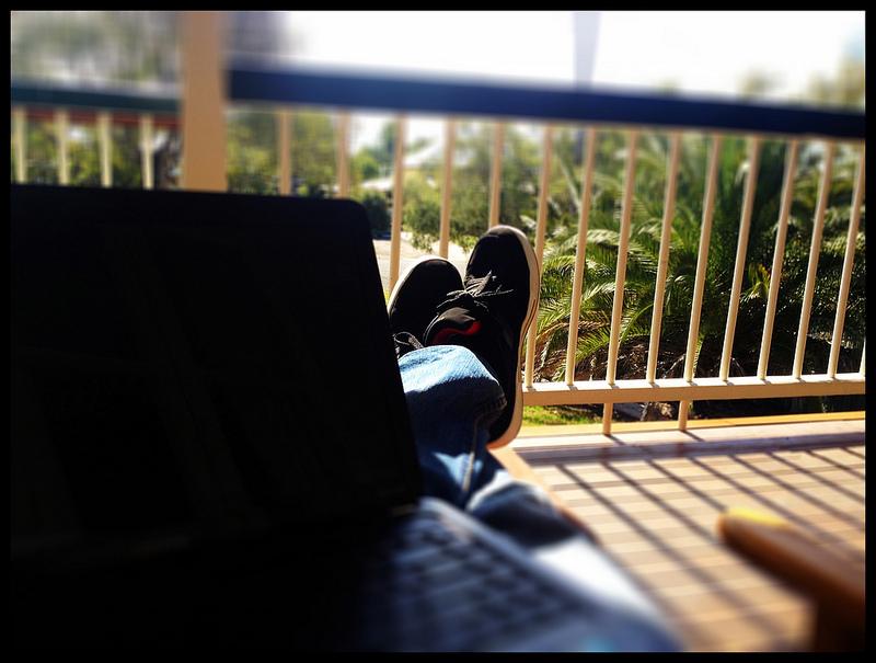 Itt kellemesebb dolgozni (fotó: flickr/Matt Crawford)