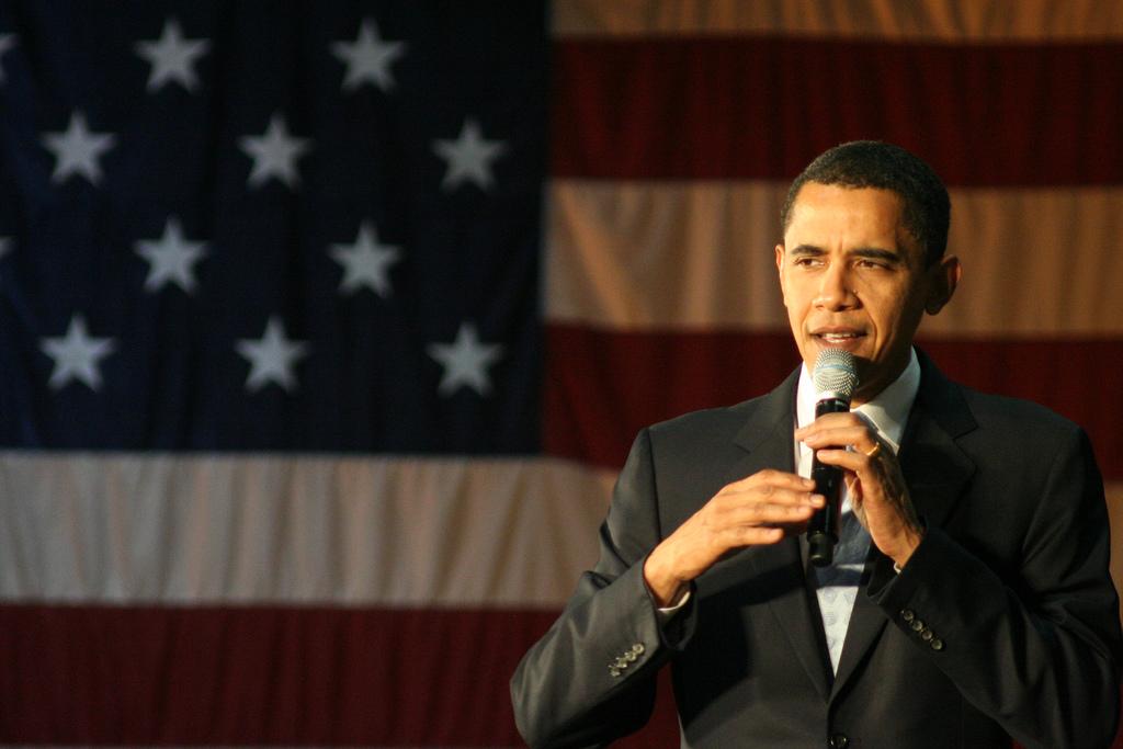 Barack Obama fotó: flickr/dcblog
