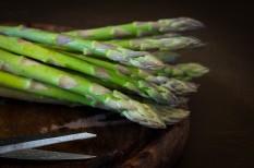 egészséges táplálkozás, élelmiszer, hazai termés, spárga, ünnepi étel, zöldség, zöldségtermesztés