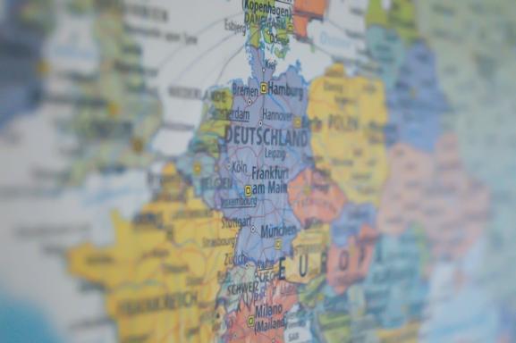 Európa térkép