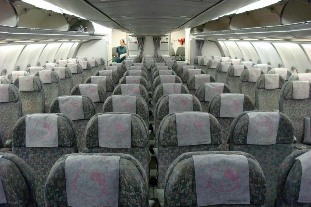 Sok ülés, sok utas, sok éhes gyomor. (fotó: flickr/Luke Lai)