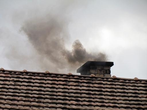 füstölgó kémény
