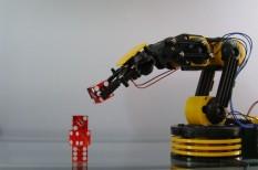 autóipar, automatizáció, digitalizáció, járműipar, robot