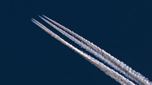 Bye, bye, kondenzcsík (fotó: Flickr/Metropolico.org)