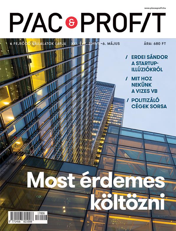 Piac es Profit címlap 2017 május