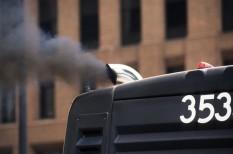 autó, dízel, légszennyezés
