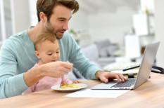 elvárás, gyerek, home office, környezet, munkahely, munkavállalás