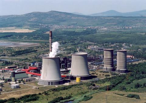 mátrai erőmű