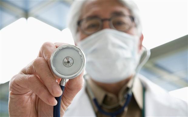 gyógykezelés, orvos