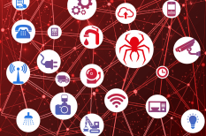 it-biztonság, kiber, kiberbiztonság, kibertámadás, malware, okos eszközök, vírusvédelem