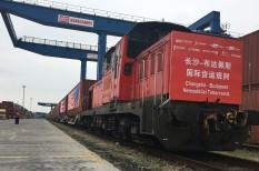 csomaglogisztika, európai unió, kína, logisztika, magyarország, teherszállítás, tehervonat, vonat