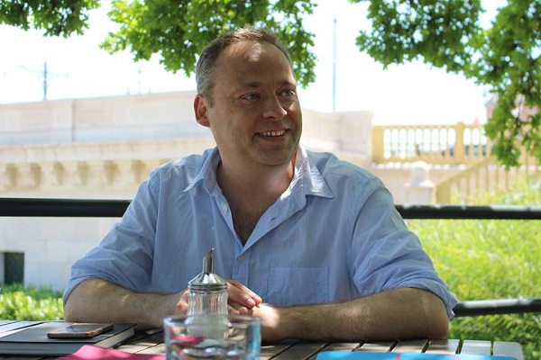 Tornai István, az Aquarius Hand online-marketingstratégai tanácsadója