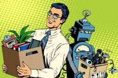 alapjövedelem, automatizáció, robotok