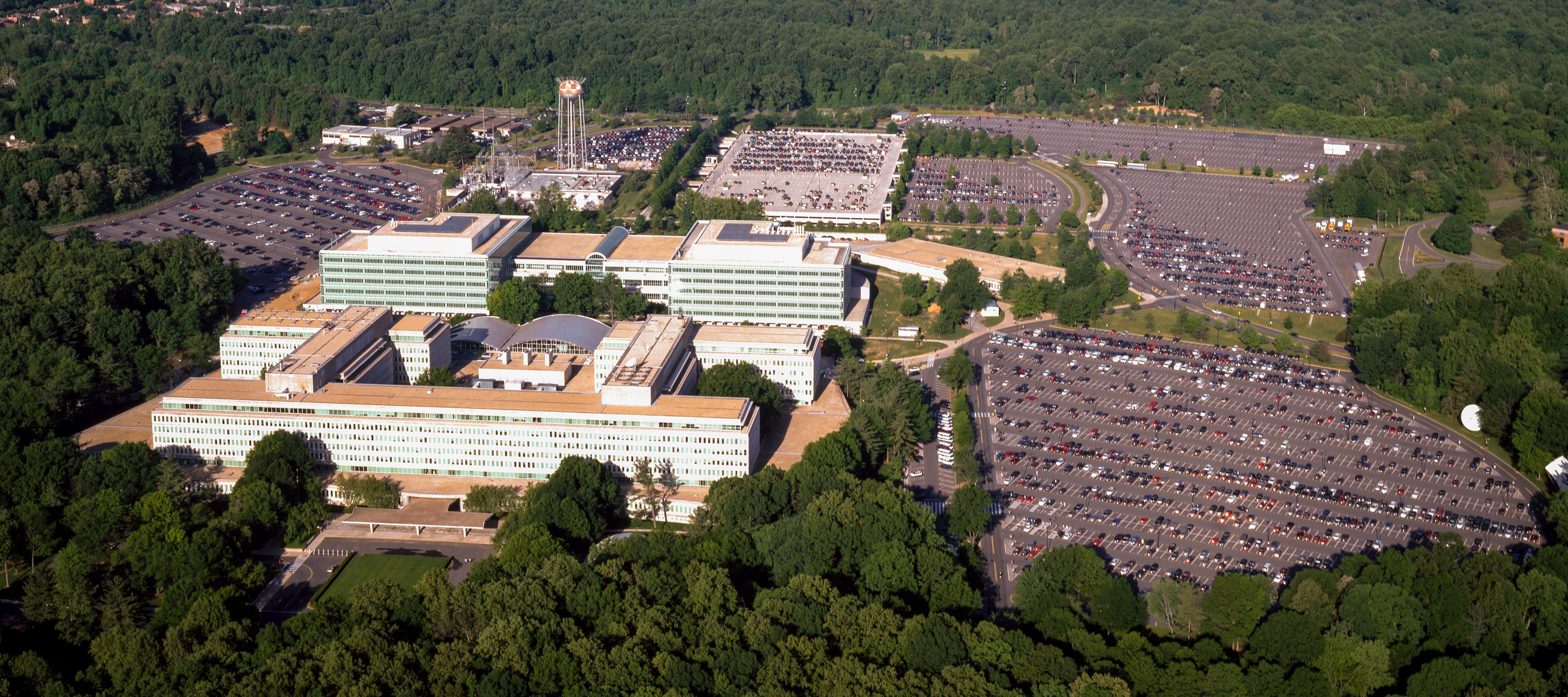 A CIA székháza Langley-ben. (fotó: wikipedia/Carol M. Highsmith)