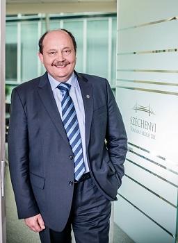 Dr. Csuhaj Imre - Kép: SZTA, Fotó: Tóth Milán