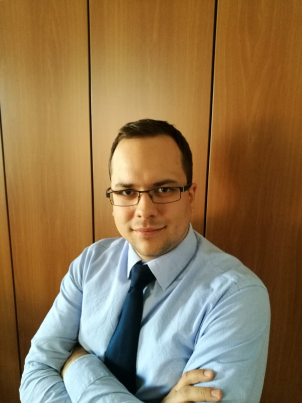 Oláh Zsolt vezető elemző, MNB