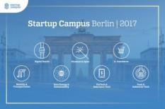 berlini campus, ökoszisztéma, startup