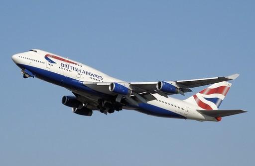 British Airways, kép: pixabay