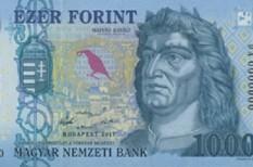 ezer forintos, mnb, új bankjegy