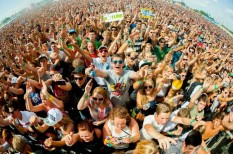 fesztivál, fiatalság, gasztronómia, zene