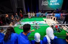 fazekas gimnázium, forst global, győzelem, robot, verseny