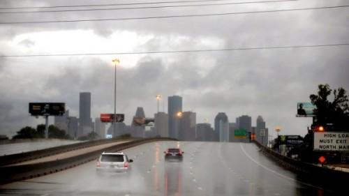 Víz alatt Houston, Kép: mashable.com