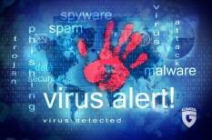 email, kiberbiztonság, vírus, zsarolóvírus