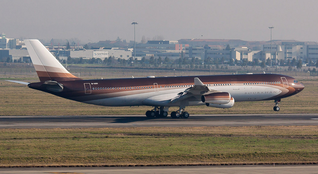 A340-300 (Kép: Flickr)