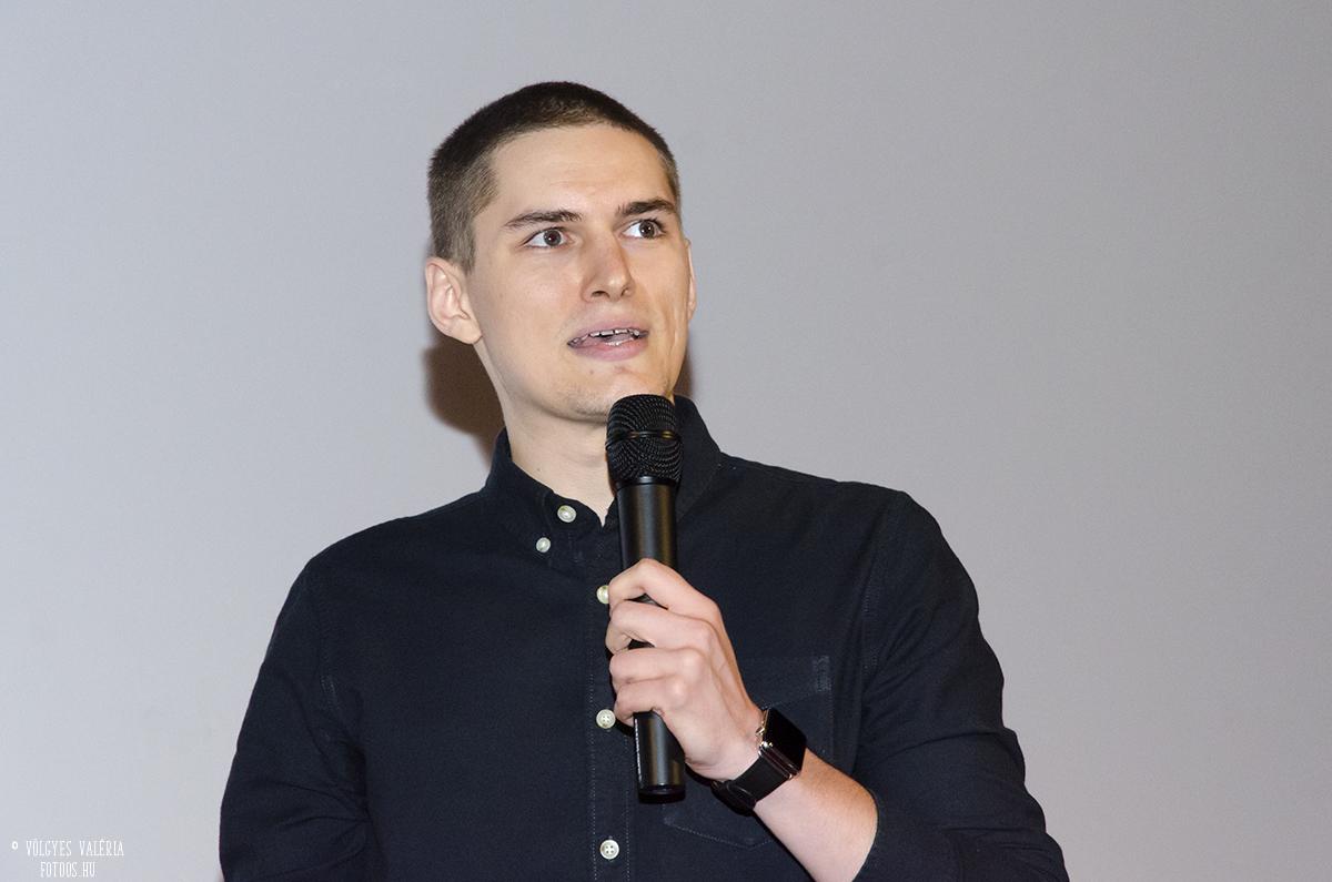 Farkas Zsolt, a 7Digits Growth Marketing ügynökség ügyvezetője - Kép: Völgyes Valéria