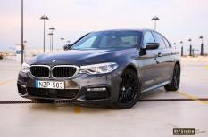 autó, autóteszt, bmw, BMW 530d xDrive, személygépjármű