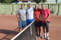 társasági tenisz