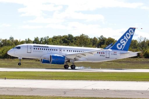 Bombardier C-Series Kép: bombardier.com