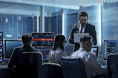 adatvesztés, it-biztonság, kibertámadás, kkv, nagyvállalat, veszteség
