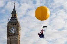 anglia, dízel, dízel autók, emissziócsökkentés, greenpeace, kampány, légszennyezettség, levegő, london, mary poppins, szmog, tudatosság