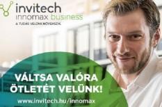 InnoMax Díj, innováció, pályázat