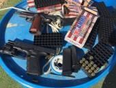 fegyverek, fegyvertartás