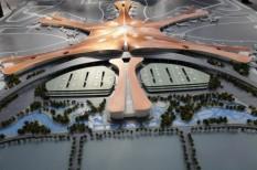 100 millió utas, peking, repülőtér