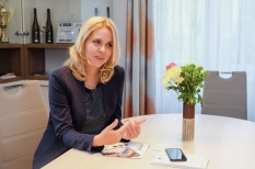 interjú, női vezető, nők a munkahelyen, veres Ilona