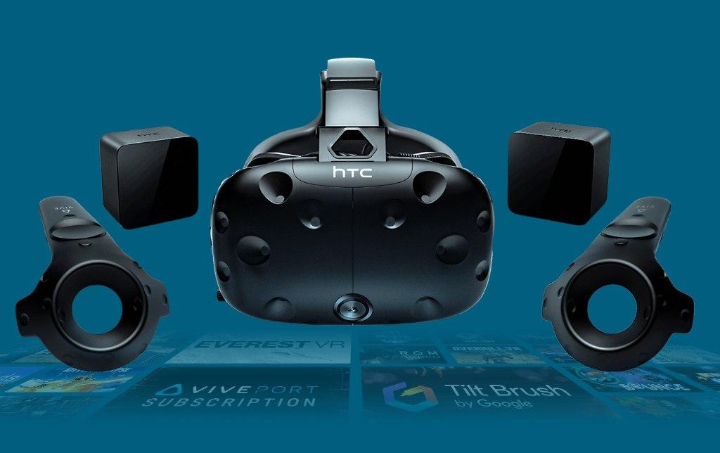 A HTC Vive (fotó: vive.com)