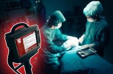 adatvédelem, betegek adatai, egészségügy, kiberbiztonság, kibertámadás, személyes adatok, vírusvédelem