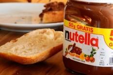 cukor, folyékony, Nutella, összetétel, tej