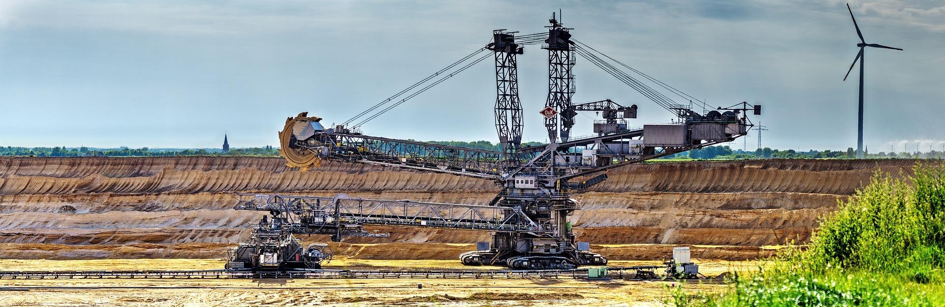 Beindulhat a bányászat - Kép: Pixabay