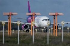 fapados légitársaság, franciaország, járattörlés, légi közlekedés, repülés, sztrájk