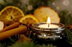 advent, biztosítás, gyertya, karácsony, tűz, tűzeset
